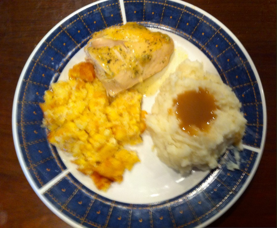 Crock-pot Ranch Chicken